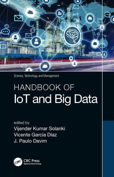 Handbook of IoT and big data