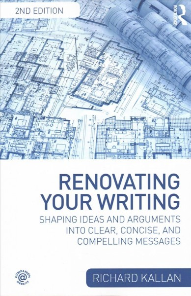 Renovating Your Writing