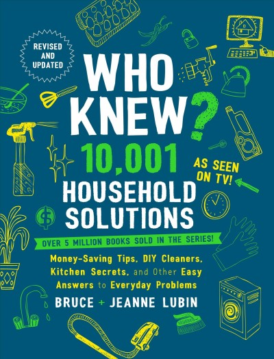 Who Knew? Big Book of Household Solutions
