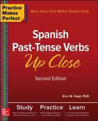 Spanish Past-Tense Verbs Up Close
