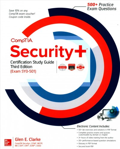 Comptia Security+ Certification Bundle - Exam Sy0-501