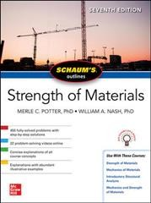 Schaums Outline of Strength of Materials