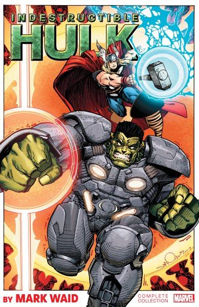 The Indestructible Hulk