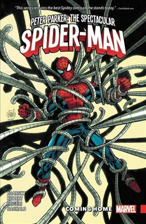 Peter Parker - the Spectacular Spider-man 4