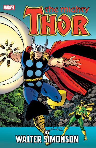 Thor by Walt Simonson 4
