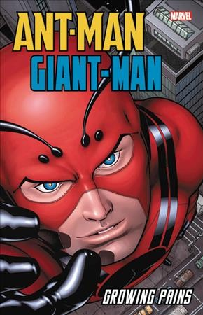 Ant-man/Giant-man - Growing Pains