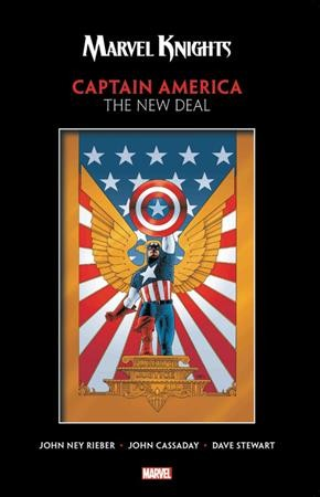 Captain America - the New Deal 1