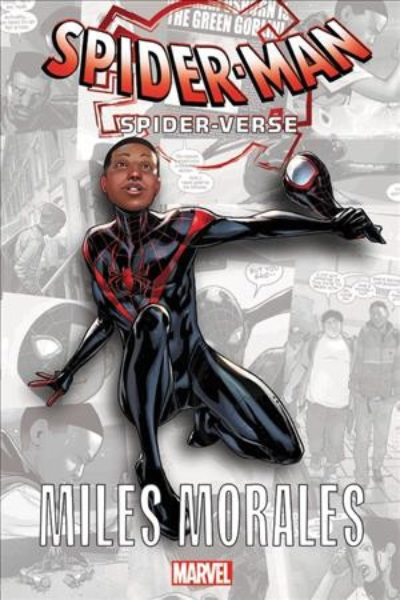 Into the Spider-verse - Miles Morales 1