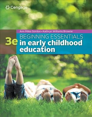 Beginning essentials in early childhood education /