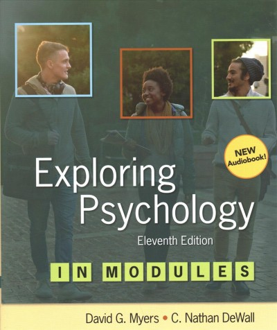 Exploring Psychology in Modules