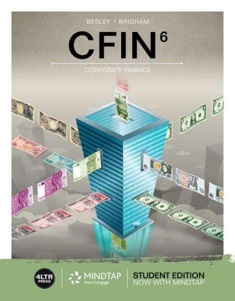CFIN6 : : corporate finance