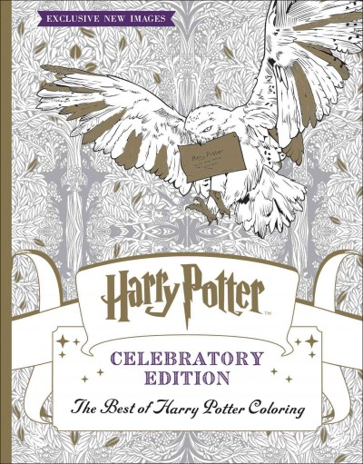The Best of Harry Potter Coloring Book