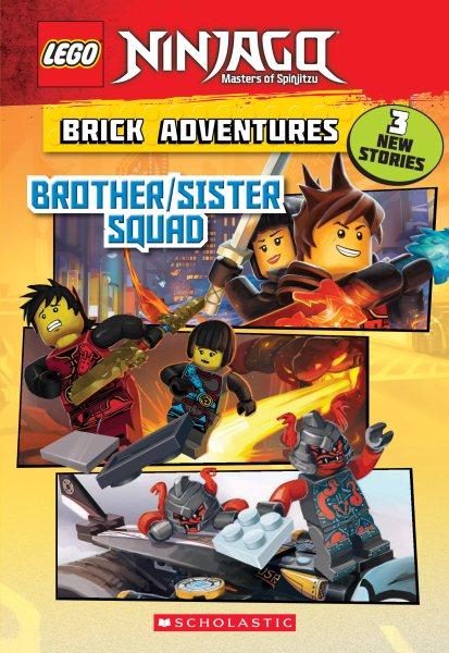 Lego Ninjago Chapter Book 12