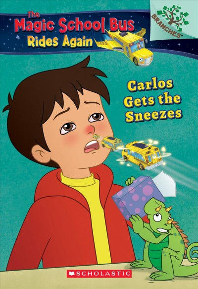 Carlos Gets the Sneezes