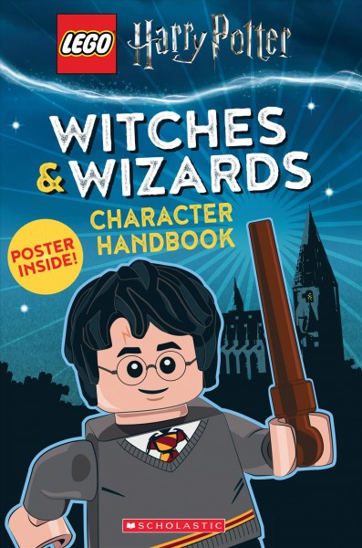 Character Guide - Lego Wizarding World of Harry Potter
