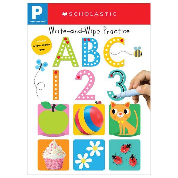 Write and Wipe Practice Flip Book