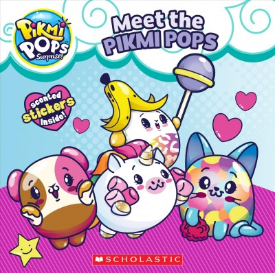 Meet the Pikmi Pops