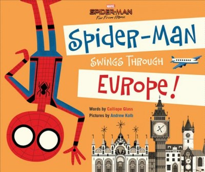 Spider-man - Far from Home Picture Book