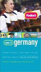 Fodor's See It Germany
