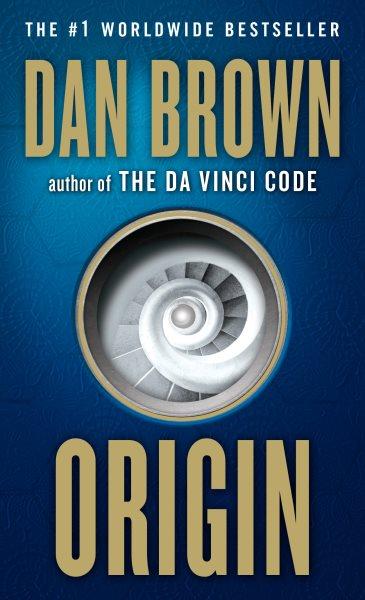 Origin: A Novel 起源(平裝版)
