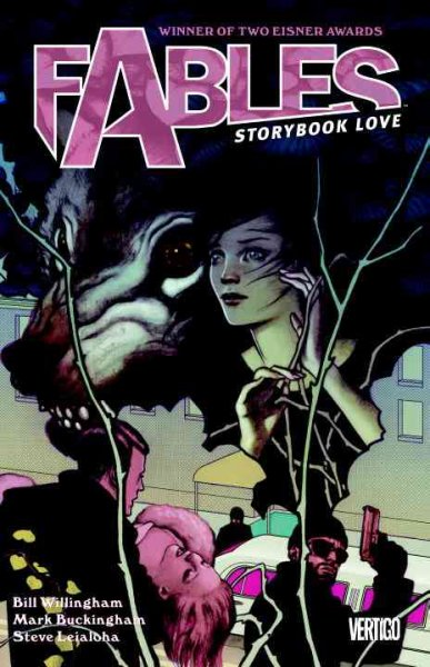 Fables: Storybook Love
