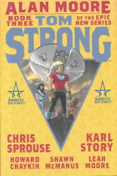Tom Strong Vol. 3