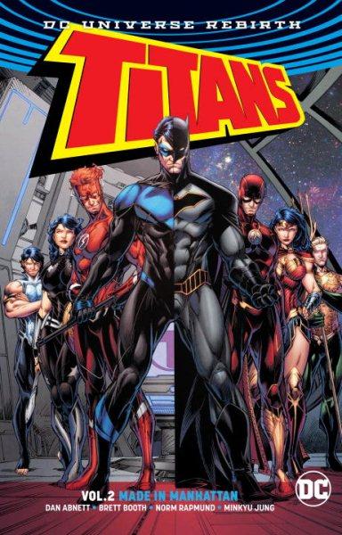 Titans 2 - Rebirth