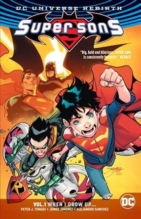 Super Sons 1 - Rebirth