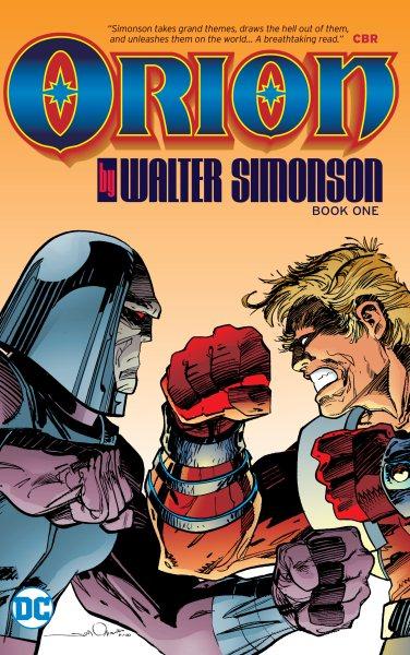 Orion by Walt Simonson 1