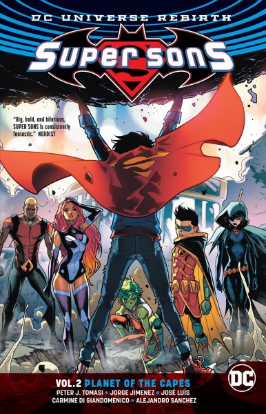 Super Sons 2 - Rebirth