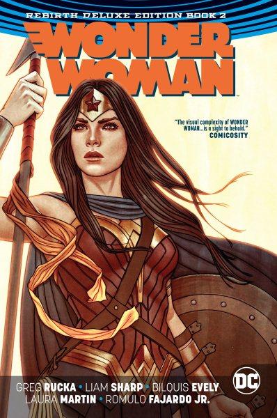 Wonder Woman - the Rebirth 2