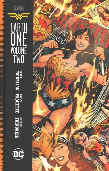 Wonder Woman - Earth One 2