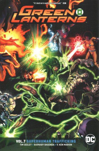 Green Lanterns Rebirth 7