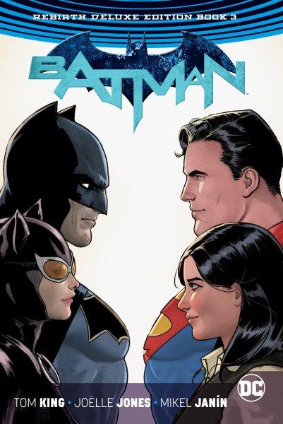 Batman - the Rebirth 3