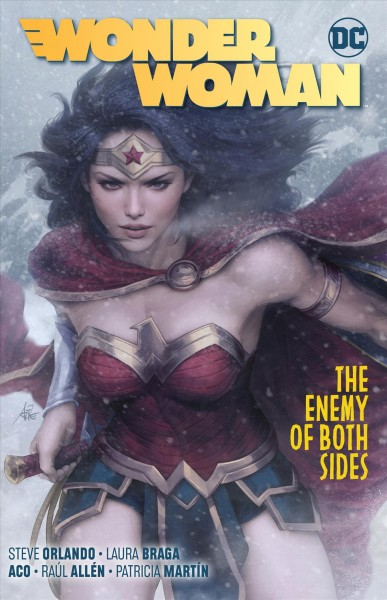 Wonder Woman 9 - the Enemy of Both Sides