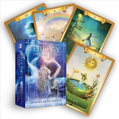 Energy Oracle Cards(Cards)