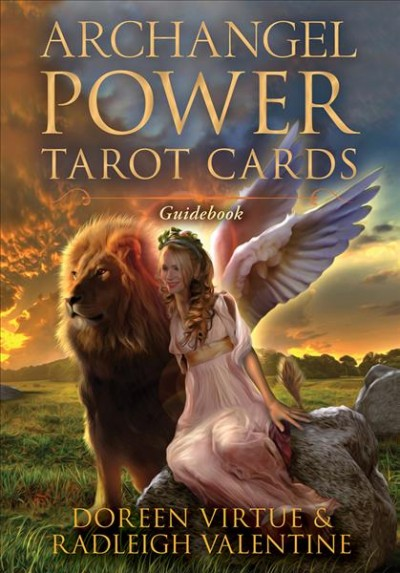Archangel Power Tarot Cards(Cards)