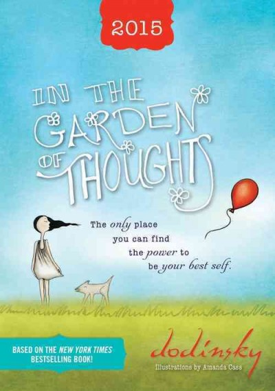 2015 in the Garden of Thoughts Planner