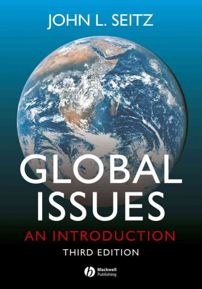 Global issues : an introduction
