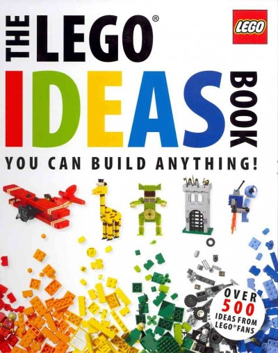 LEGO Ideas Book:You can build anything 樂高妙點子