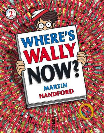 Where`s Wally Now?