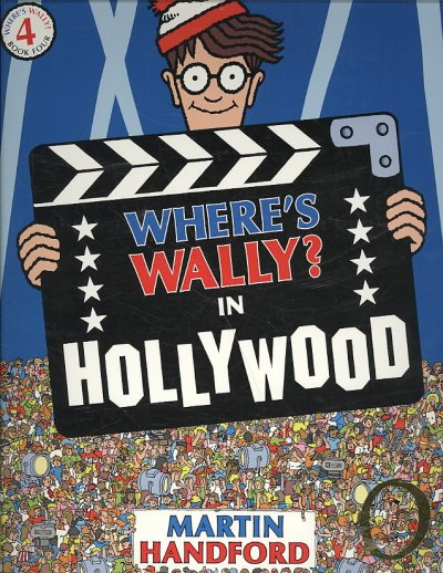 Where`s Wally? In Hollywood