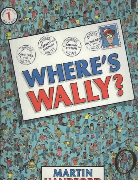 Where`s Wally?