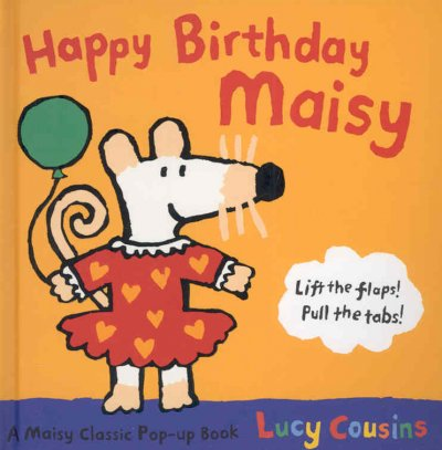 Happy Birthday Maisy