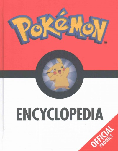 Official Pokemon encyclopedia.
