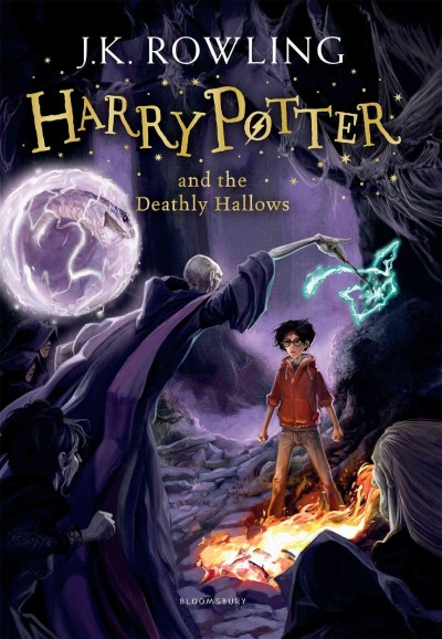 Harry Potter and the Deathly Hallows (7) Rejacket 2014