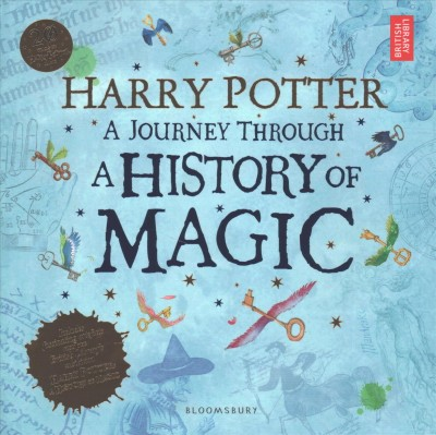Harry Potter - A Journey Through A History of Magic哈利波特:穿越魔法史