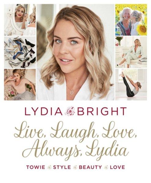 Live, Laugh, Love, Always Lydia