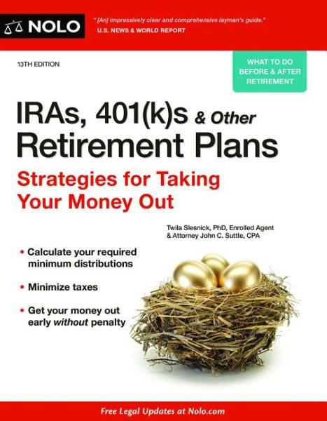 Iras, 401ks & Other Retirement Plans