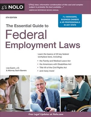 Essential Guide to Federal Employment Laws the